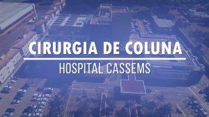 cirurgia coluna tb 300x169 - 1ª Cirurgia de Coluna com a colocação de Prótese de Disco Lombar no MS
