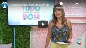 thumb new 1 300x169 - Fisioterapeutas da Pullmonar participam de reportagens sobre a atuação da Fisioterapia em UTI durante a Pandemia (Tudo de Bom SBT MS)